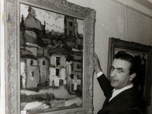 Julián-Ugarte-1968-Galería-Saint-Honoré.-París