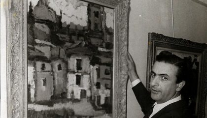 Julián Ugarte, 1968, Galería Saint Honoré, París