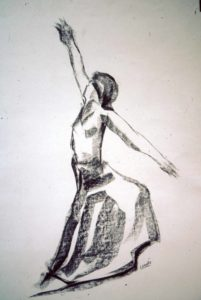 Dibujos Dantzaris Julián Ugarte