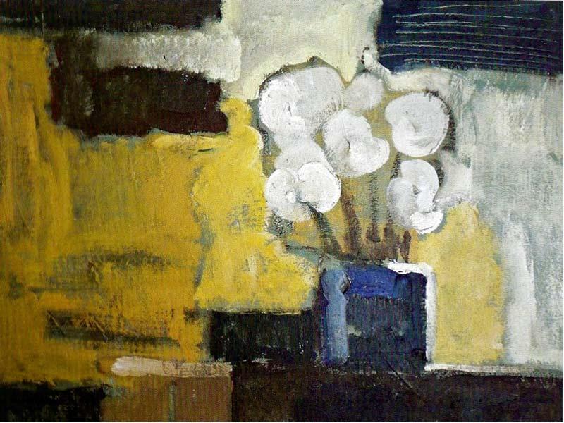 Julián Ugarte cuadro de flores 800