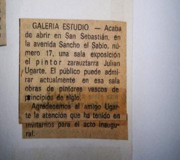 Julian-Ugarte-en-Prensa Inauguración Sancho el Sábio 17 Diario Vasco