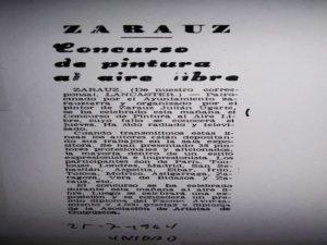 Julian-Ugarte-en-Prensa-Zarautz-1964