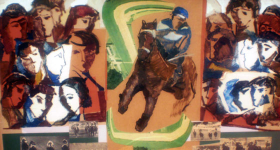 Collages de Julián Ugarte