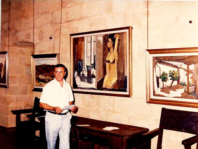 Julián Ugarte Dabe-1985-Antologica-Zarautz