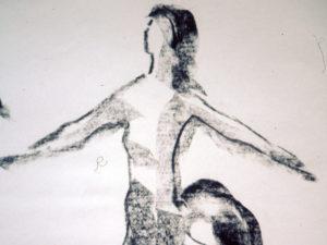 Dantzaris dibujos de Julián Ugarte