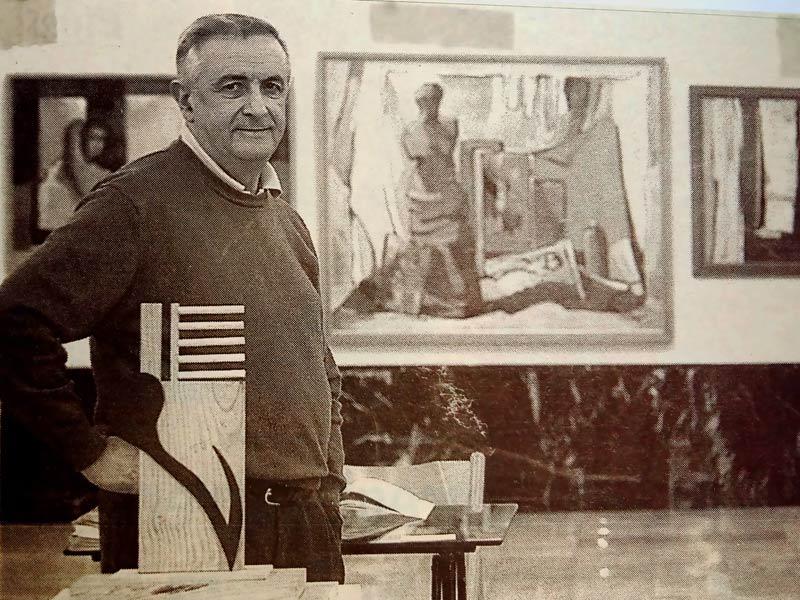 Julián Ugarte aai-2000-Centro-Amaia-Irun
