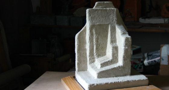 Escultura-Julián-Ugarte