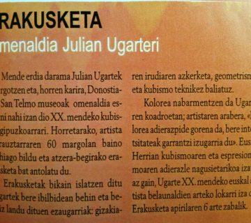 Julian-Ugarte-en-Prensa ERAKUSKETA