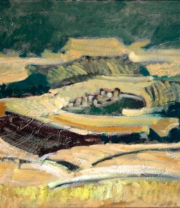 Cuadros al óleo de Julián Ugarte. Pintor