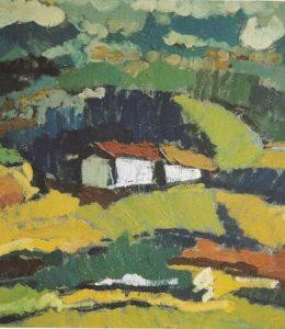 Óleos paisajes de Julián Ugarte