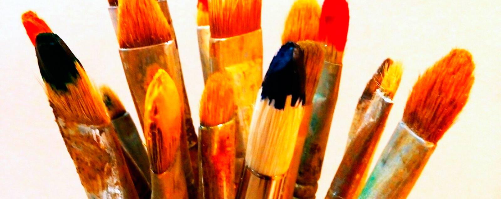 Pinceles de Julián Ugarte